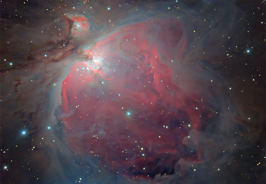 M42 - 10 years on